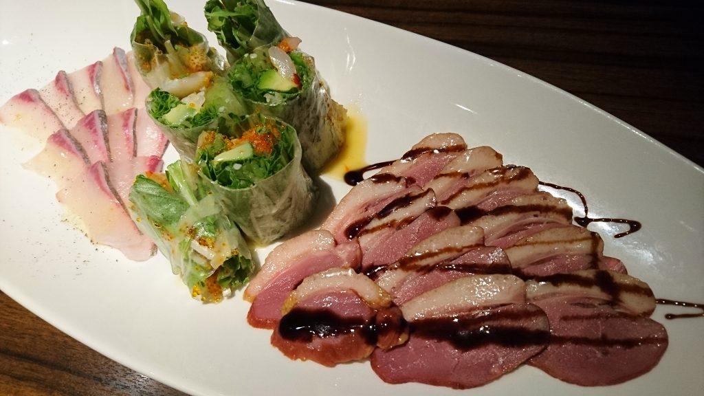 恵比寿Bar 料理