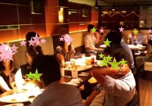 恵比寿Bar 歓談