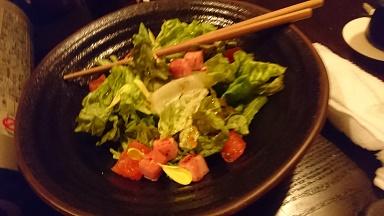 ごだいご 新宿 料理