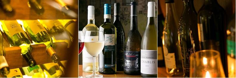 ガウrニタルティーヌ ワイン